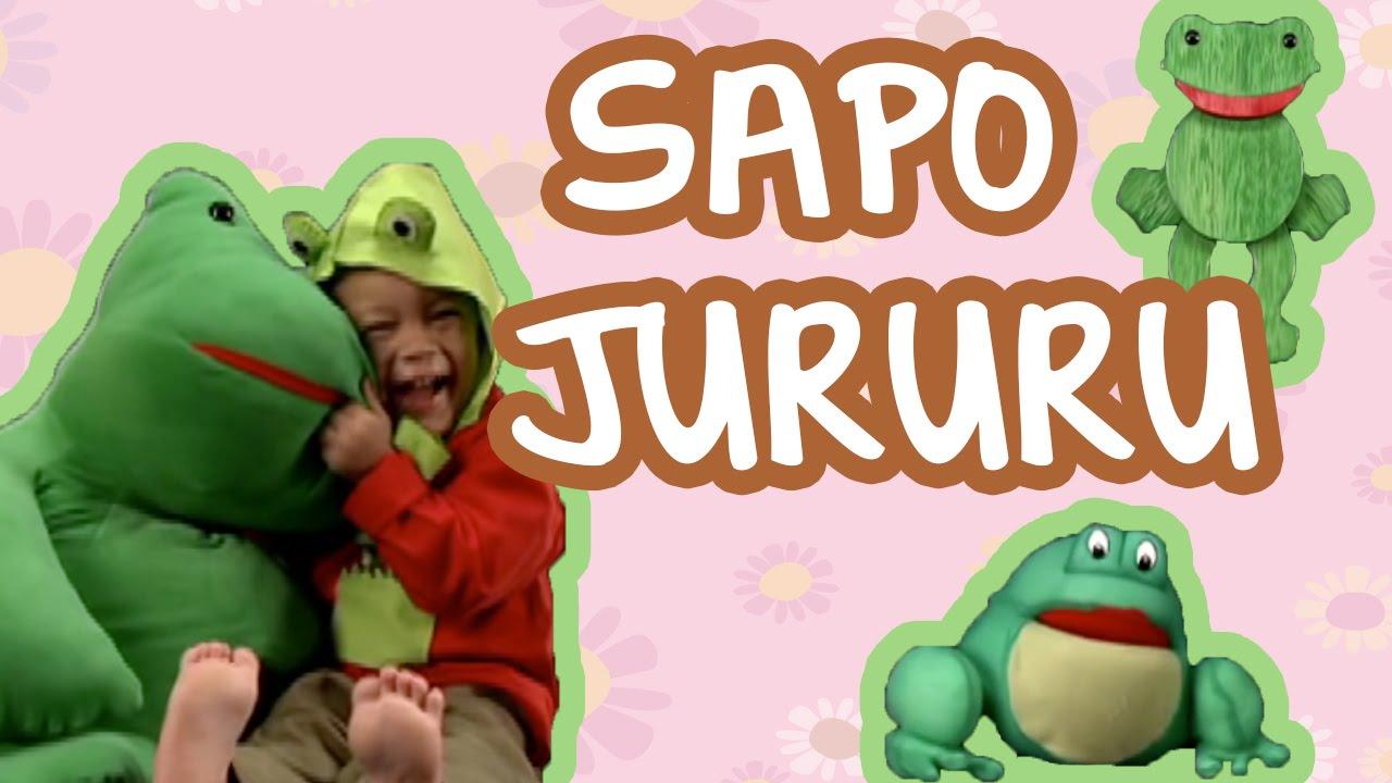 SAPO JURURU | BEBÊ MAIS CANTIGAS (PART. ESPECIAL DE DINHO OURO PRETO)