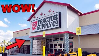 You Wont Believe What Tractor Supply Did!