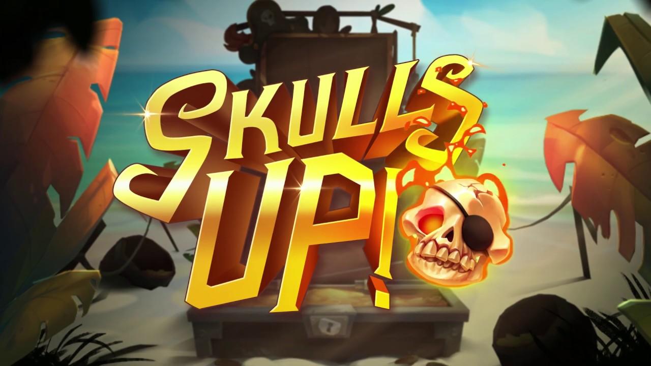 Skulls Up från Quickspin
