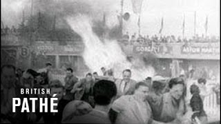 Le Mans 24 Hour Race Disaster (1955) | A Day That Shook the World