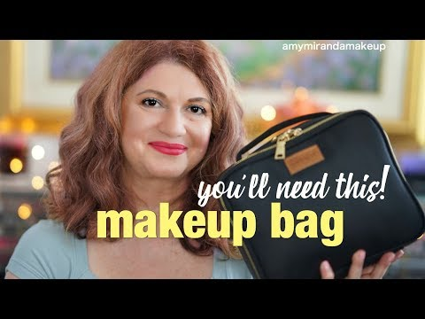 My beloved makeup bag!