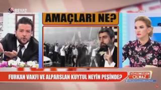 Nihat Doğan Tayyip Erdoğanı eleştiren öldürülmelidir! Alparslan Kuytul dan CEVAP