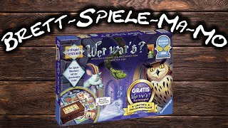 Wer War's? (Brettspiel Test) | Brett-Spiele-Ma-Mo