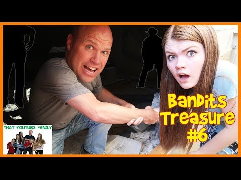 CAPTURED By Bandits!  Search For The Bandits Cash Part 6 💰/ That YouTub3 Family