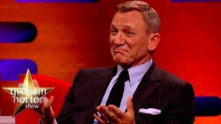 Daniel Craig's Emotional Goodbye To James Bond   The Graham Norton Show