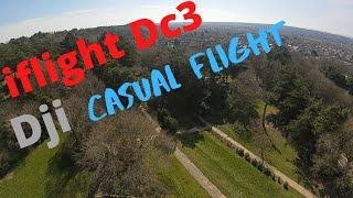 Iflight dc3 cruise Dji fpv system