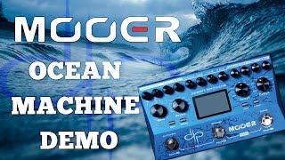 Mooer Ocean Machine Video