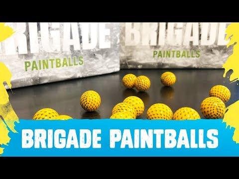 GI Sportz Brigade Magfed Paintballs Review