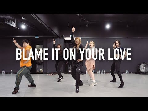 Blame It On Your Love - Charli XCX Ft. Lizzo / Beginner's Class