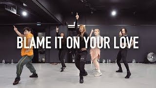 Blame It On Your Love   Charli XCX Ft. Lizzo  Beginner's Class