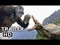 """KING KONG Official Trailer + CLIP """"The Fight"""" (2017) Blockbuster Action ..."""