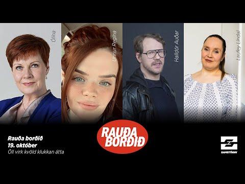 Rauða borðið: Baráttufólk