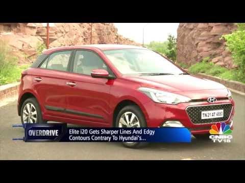 2015 Hyundai Elite i20 India first drive review