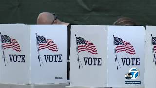 Early voting begins in California primary   ABC7