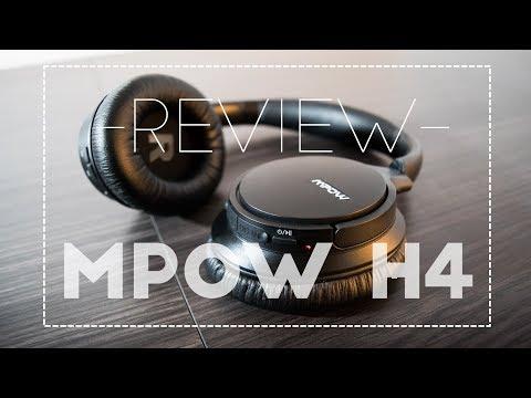 REVIEW cascos Mpow H4 – Auriculares inalámbricos a un precio increible