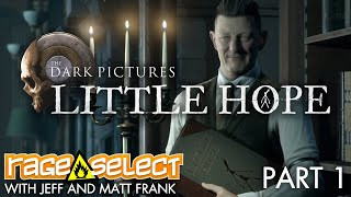 The Dark Pictures: Little Hope (The Dojo) Let's Play - Part 1