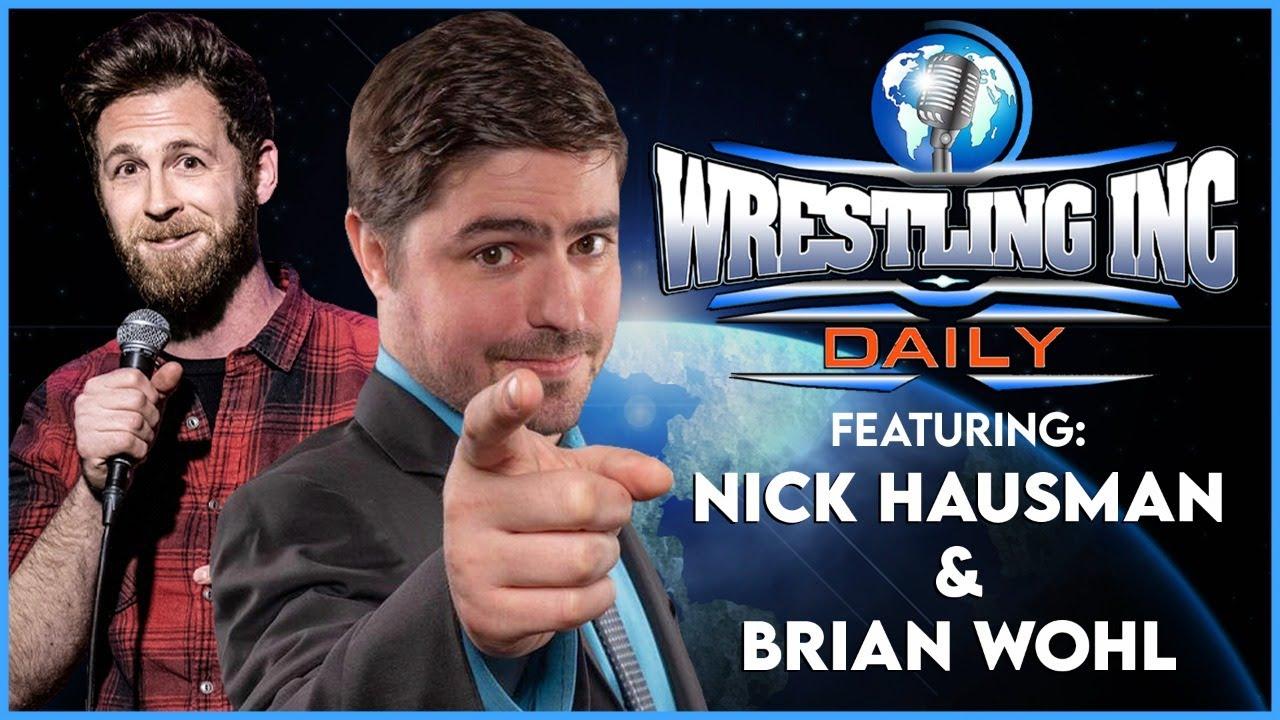 WInc Daily: Scrapped Karrion Kross – WWE RAW Plans, Randy Orton Update (Feat. Marty Elias)