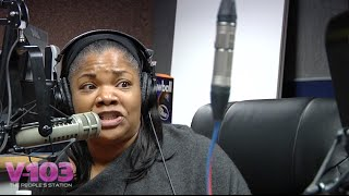 Mo'Nique Explains The 'Empire' Situation And Her Thoughts On Taraji P. Henson As Cookie