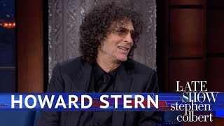 Howard Stern Slips Into Performance Mode In Therapy