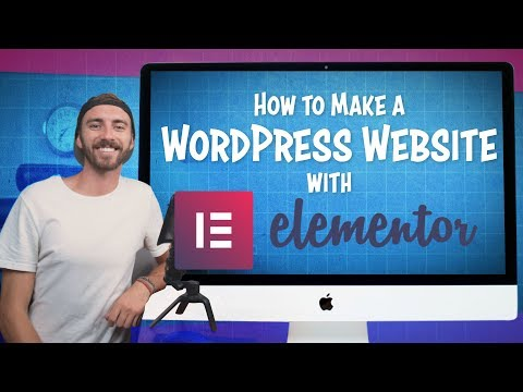 How to Make a WordPress Website with Elementor | (Best Elementor Tutorial) Coupon