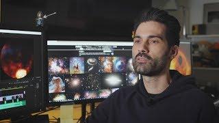 Как иллюстрируют открытия телескопа имени Хаббла?