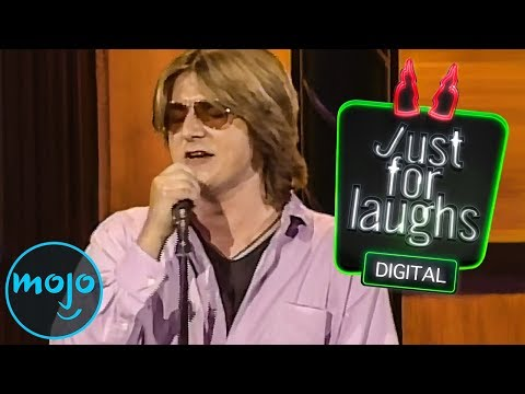 Mitch Hedberg: Just For Laughs from 2001.