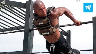 Super Explosive Workouts - Anderson Santos Silva | Muscle Madness