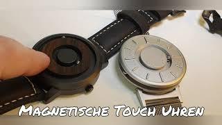 Magnetische Touch Uhren, Taktile Uhr, Kugel Uhr, für Blinde und Sehbehinderte
