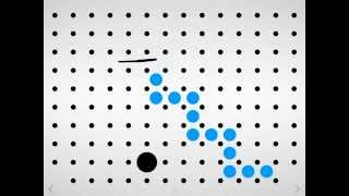 BLEK level 22 (iPhone, iPad & Android Walkthrough) HD