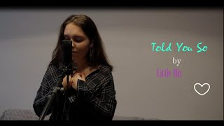 Little Mix - Told You So    #LM5  #ToldYouSo #LittleMix #cover