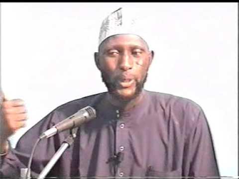 Sihrul Halal 1/2: Shaikh Albani Zaria
