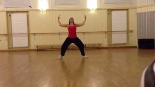 Dance Fitness Class 6 by Linda Edler