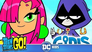 Teen Titans Go! | Girl Power | DC Kids