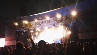 Apulanta Hiekka Porispere 2017 live