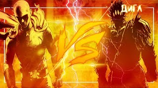 САЙТАМА против ГОКЕТСУ!! // ПОЛНАЯ версия БИТВЫ // One Punch Man экстра обзор // Аниме Ванпанчмен