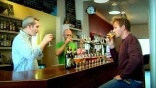 Beer Tasting On The F Word - Gordon Ramsay