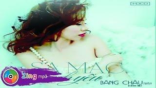 Sa Mạc Tình Yêu - Băng Châu Trần (Album)