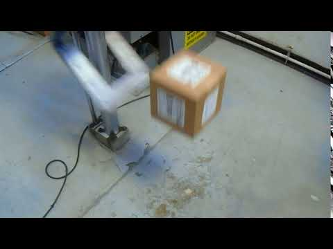 Drop Testing for ISTA Package Testing & NEBS - смотреть