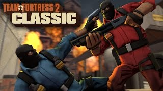 TEAM FORTRESS 2 CLASSIC: DEATHMATCH! ОФИГЕННЫЙ МОД!