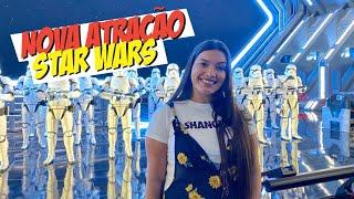 Como conseguir ir na nova atração do Star Wars