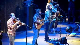 Zac Brown Band ~ Sic'em on a Chicken ~ Sears Centre ~ 11/18/11
