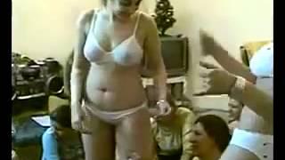goyang  arab telanjang
