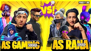 As Gaming vs As Rana Challenge Clash Squad Match Garena Free Fire