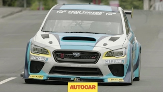 600bhp Subaru WRX STI and Mark Higgins smash Isle of Man TT lap record