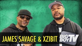 Xzibit and James Savage Talk New Music + A lot More!