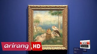 Renoirs Portraits Of Women On Display At Exhibition In Seoul