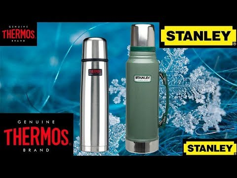 thermos vs stanley  test review