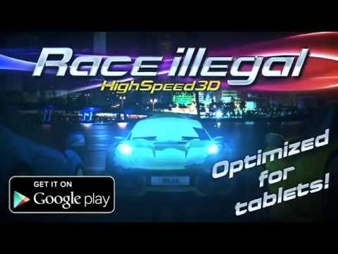 Video of Race Illegal: High Speed 3D