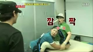 Running Man 2012-07-08 ( Running Man VS 金秀賢 ) ( 12-13 )