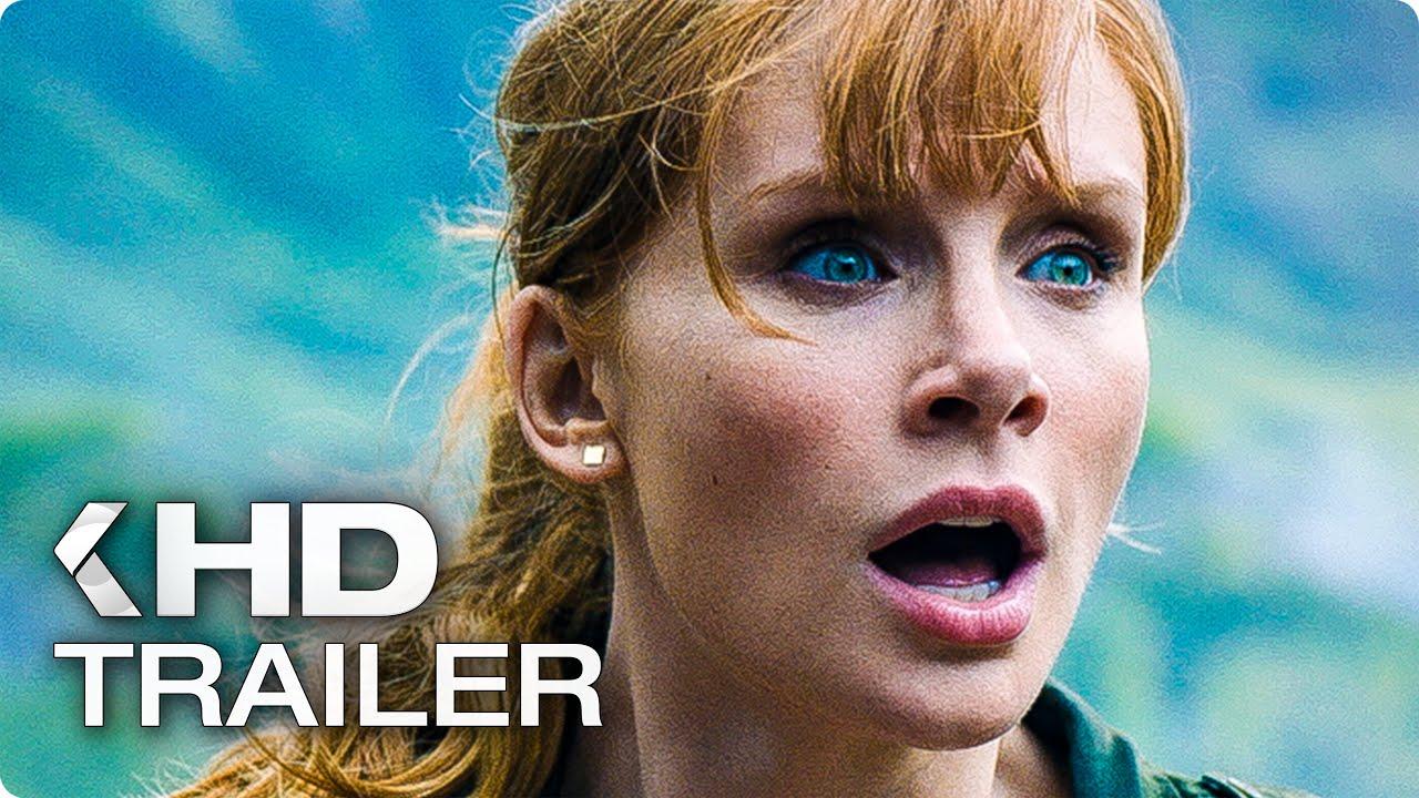 Trailers — Jurassic World: Fallen Kingdom - New Movies